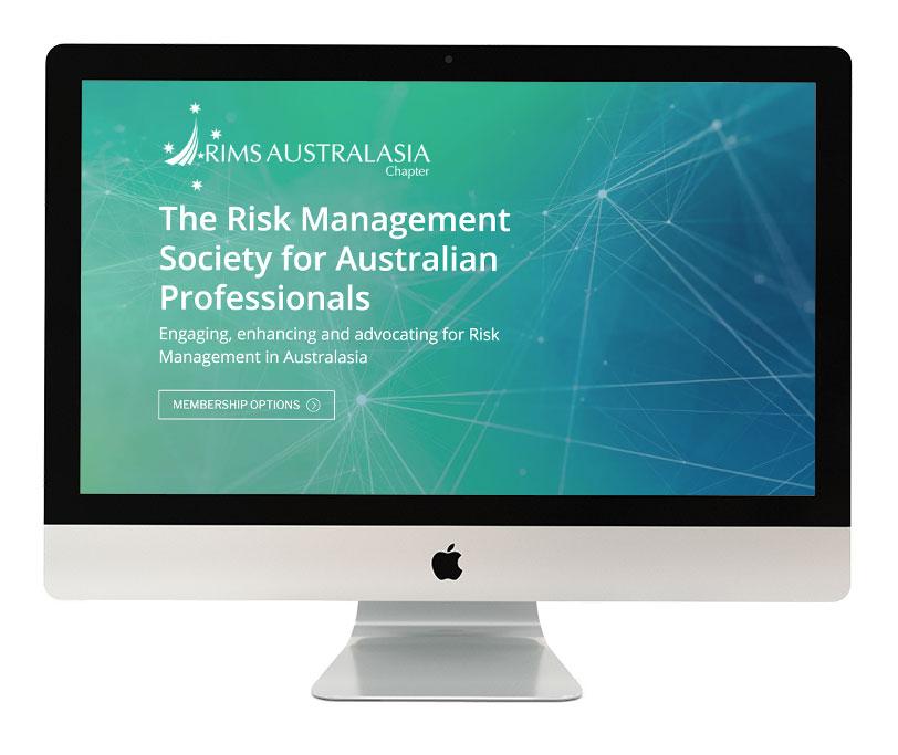 RIMS Australasia Risk Management