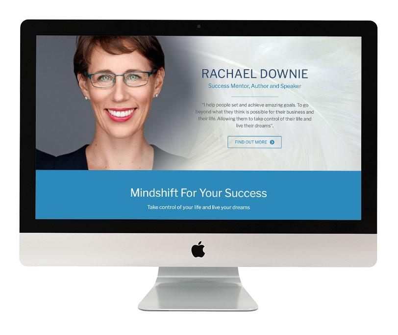Rachael Downie Author & Mentor