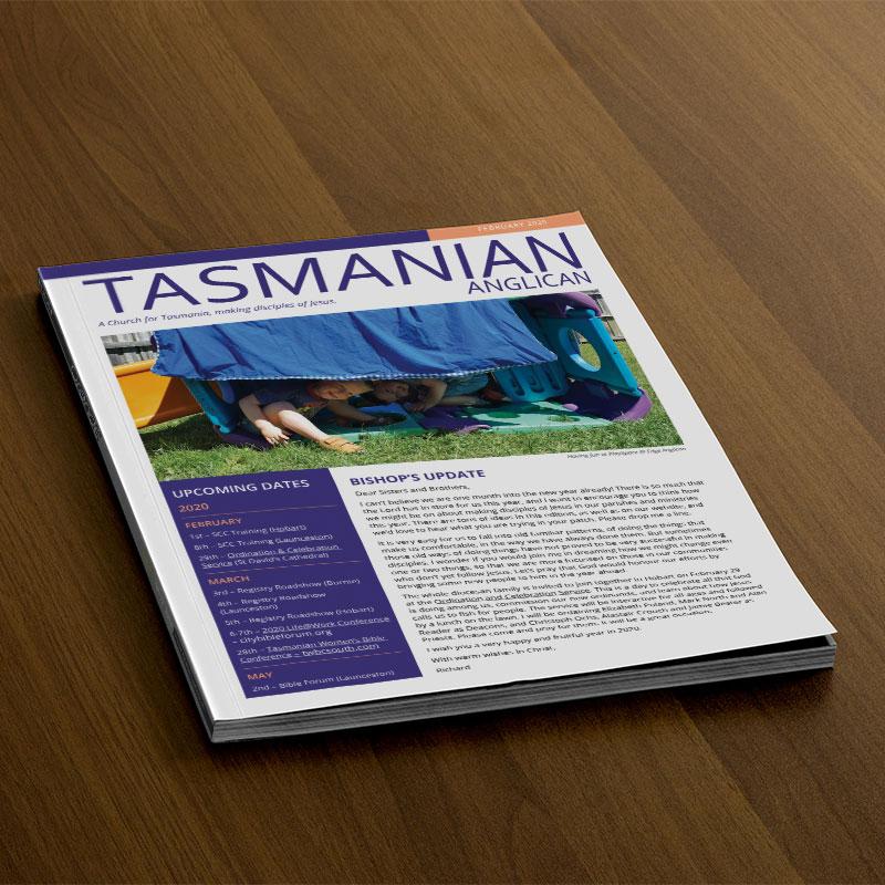 Tasmanian Anglican