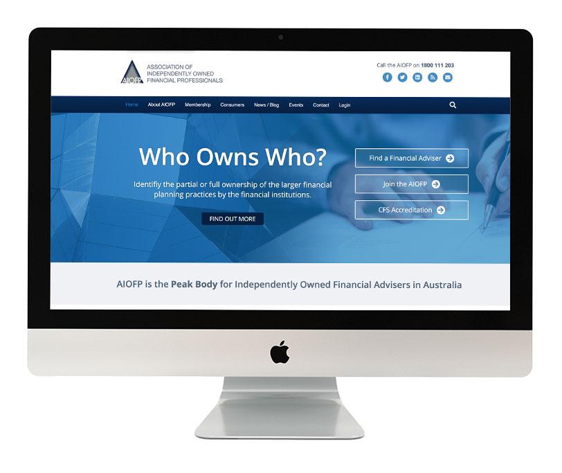 AIOFP Web Design