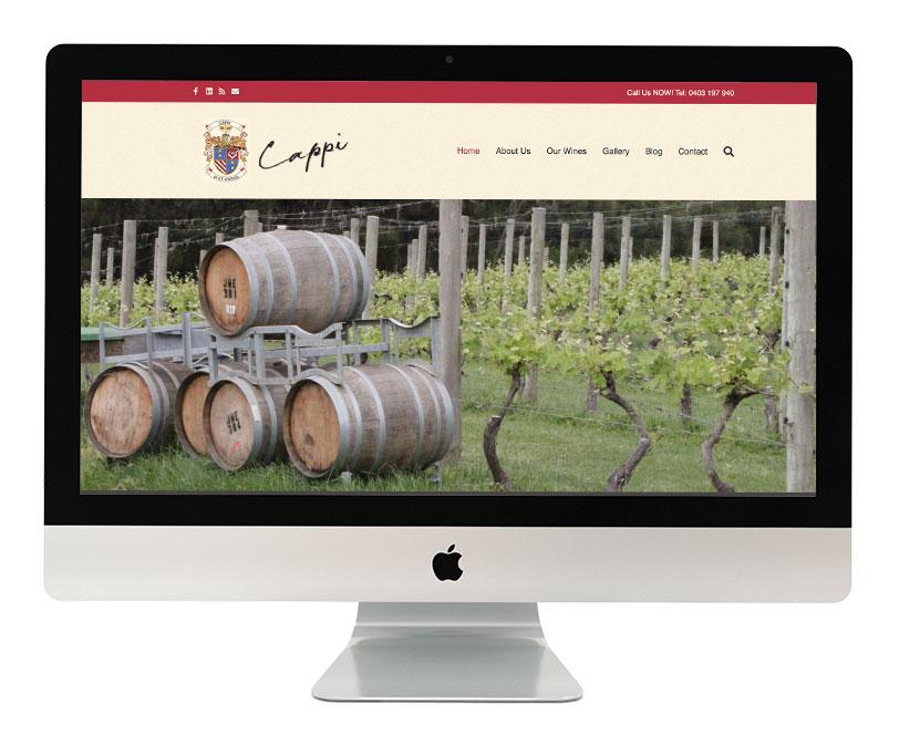 Cappie Estate Wines