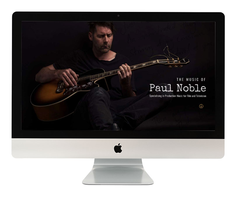 Paul Noble Music